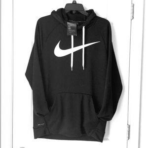 Men's Black Nike Hoodie